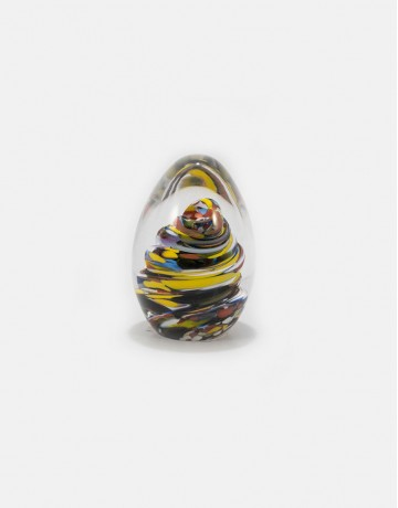 Egg Paperweight